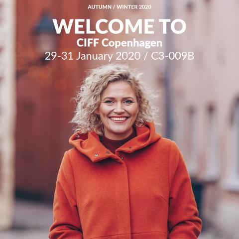 Dixi Coat and Flare Collection AW20 at CIFF 2020