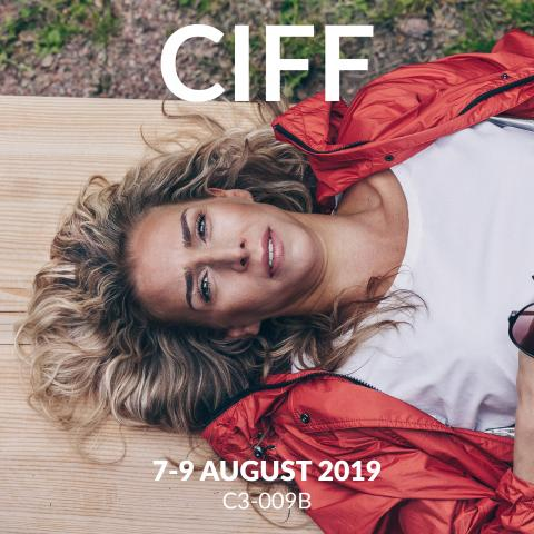 Dixi Coat and Flare Collection  SS20 at CIFF 2019